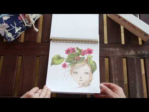 смотрите сегодня видео новости Coloriage Wild Fully Colored Book Flip Through на онлайн канале Russia Video News Ru