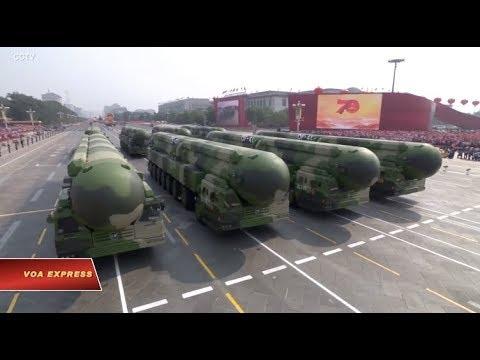 Tên Lửa Mới Ra Mắt Của TQ 'đe Dọa Gián Tiếp' Việt Nam (VOA)