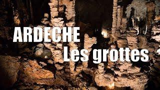 Visiter les Grottes en Ardèche