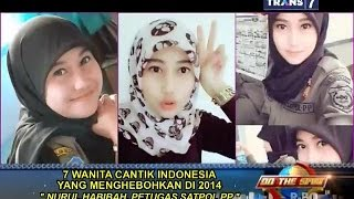 Video On The Spot - 7 Wanita Cantik Indonesia yang Menghebohkan di 2014 download MP3, 3GP, MP4, WEBM, AVI, FLV Maret 2018