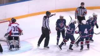 Съемка хоккейного матча Крылья советов 2004   ЦСКА 2004