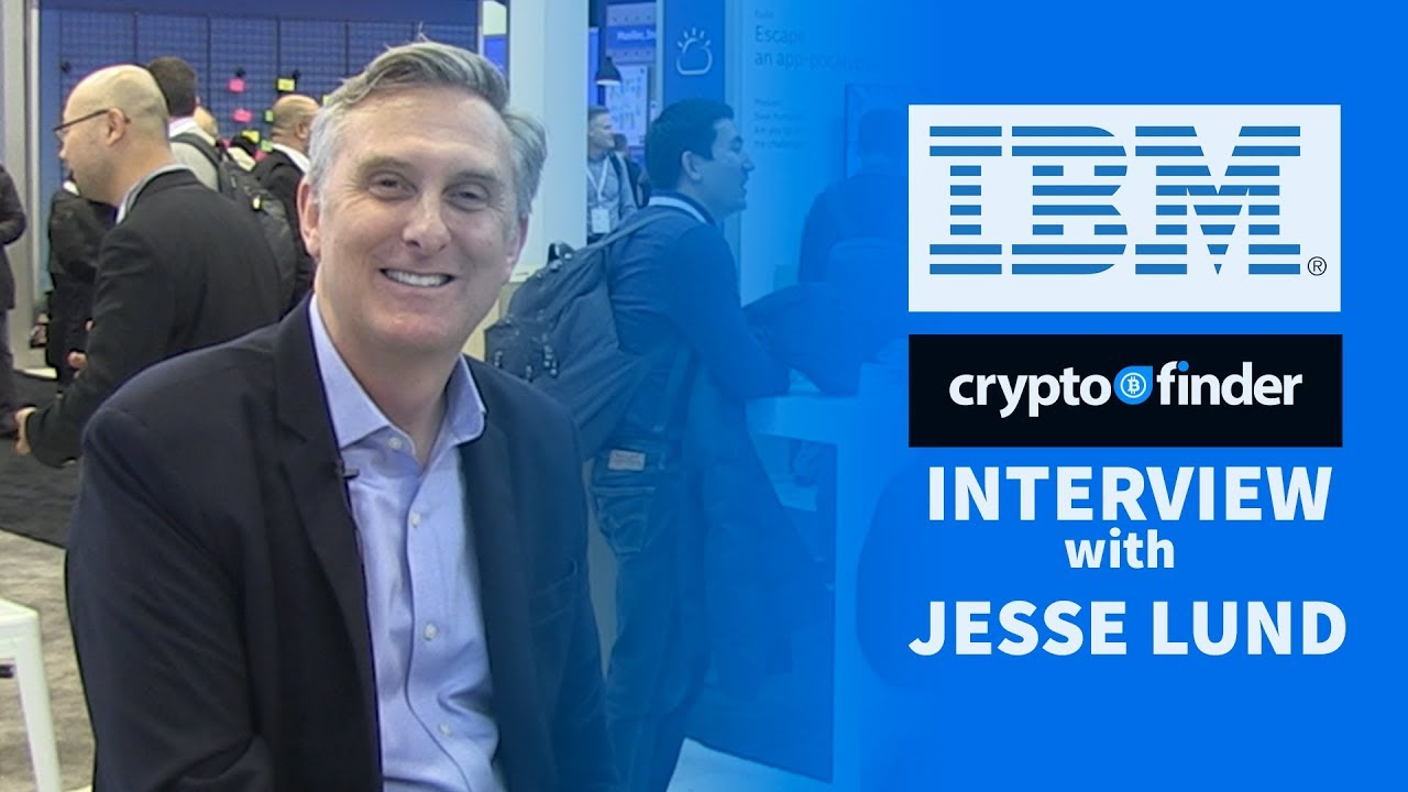 IBM is using Stellar XLM! World Wire interview with Jesse Lund  via @YouTube  I ... 2