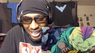 DragonBall Z Abridged MOVIE: BROLY - TeamFourStar #TFSBroly Reaction