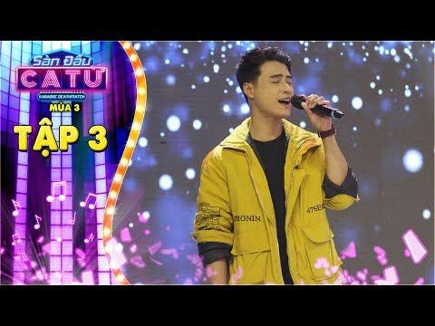 Sàn đấu ca từ 3 | Tập 3: Kang Phạm xuất hiện như nam thần cùng ca khúc Tâm sự tuổi 30