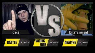 JBB 2015 [HALBFINALE 2/2] - Casa vs. EnteTainment [ANALYSE] thumbnail