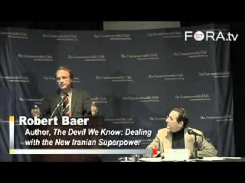CIA officer Robert Baer on sunni and shia islam 2008