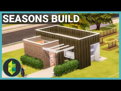The Sims 4 SEASONS Build