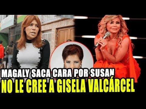 MAGALY NO CREE EN LAS DISCULPAS DE GISELA A SUSAN OCHOA