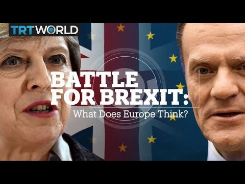 Battle for Brexit: What does Europe think? Mp3