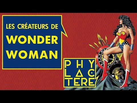 03 - Les créateurs de Wonder Woman