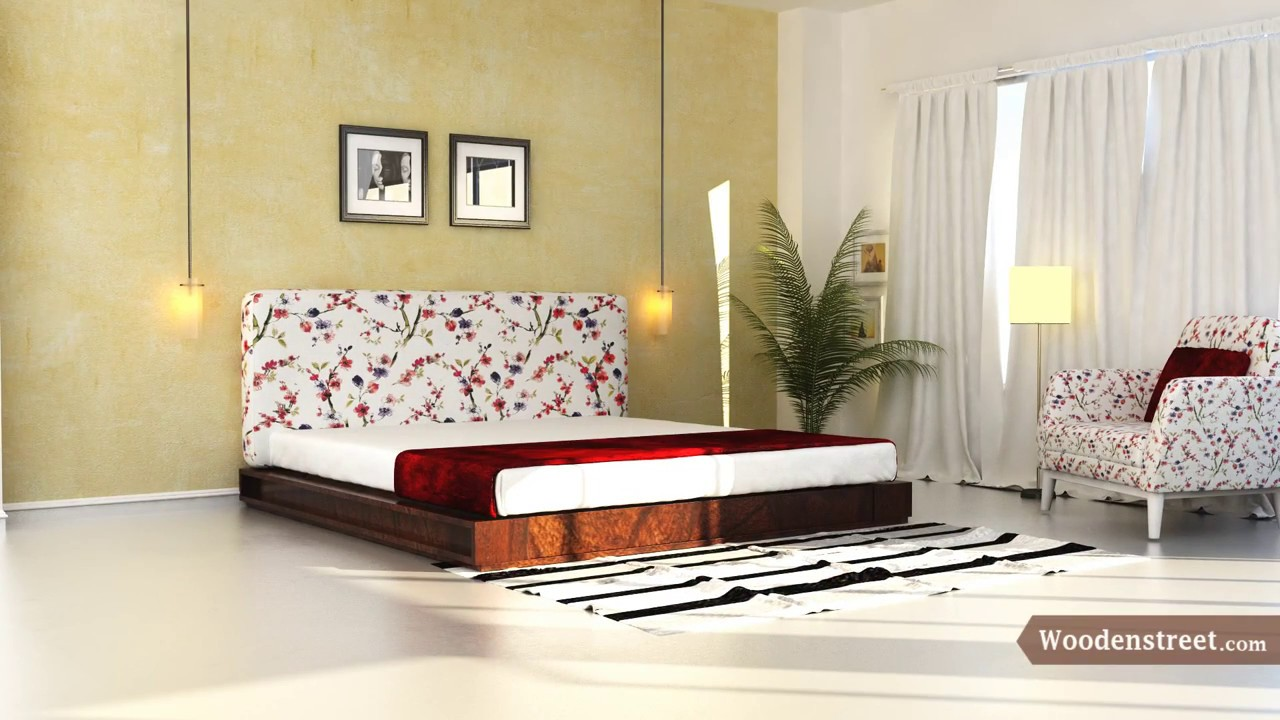 Wooden Beds   Choose Wooden Beds Designs And Get Best Quality Wooden Beds  Online @ Wooden Street