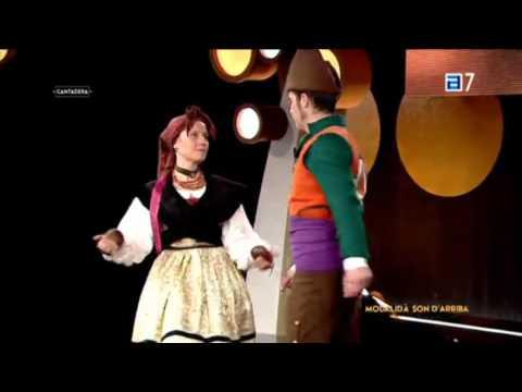 Olaya Martín y Carmen Santos ''Son D'Arriba''