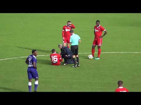 ST. ANDREWS FC - TARXIEN = 2 - 3 (09.12.2017) PT1