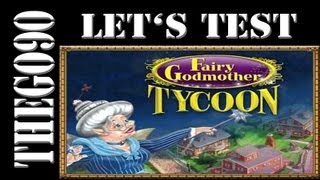 [Let´s Test] Fairy Godmother Tycoon - Gameplay - Review