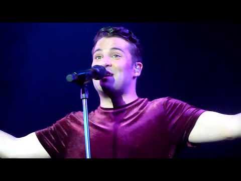 Because you loved me - Joe McElderry In Concert - Yeovil