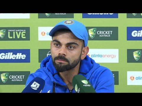 Ind vs Aus ODI win: 'Give MS Dhoni some space': Virat Kohli tells sceptics