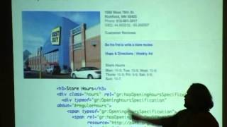 Hidden Web Services: Microformats and the Semantic Web