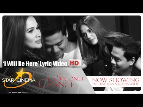 A Second Chance  I Will Be Here  Lyric   Juris