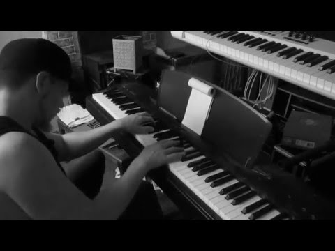 Kendrick Lamar Wesleys Theory Intro Piano Cover