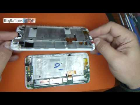Huawei Ascend G7 Lcd touch Screen repair Guide2