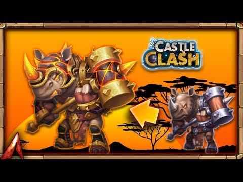 Double Evolving Rockno! Castle Clash