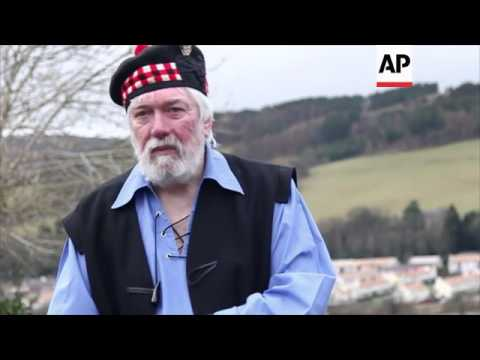 Scottish town goes hunting for haggis