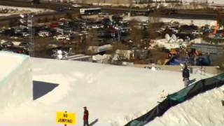2011 X Games Slope Finals - TransWorld SNOWboarding