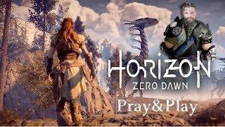Horizon Zero Dawn Обзор Прохождение На русском На Пк На странных берегах  №8