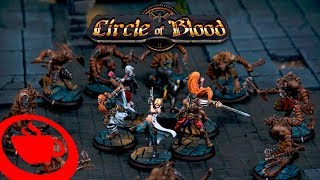 CIRCLE OF BLOOD #CafeMutante