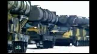 Russian air defense in action. Buk missile system SA-11 (Gadfly), S 300 (SA-10 Grumble),