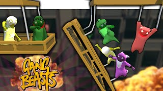 Die beste MAP Aller Zeiten! | Gang Beasts