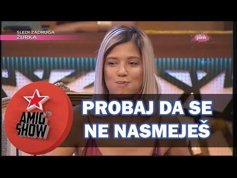 Probaj Da Se Ne Nasmeješ - Ami G Show S11 - E01