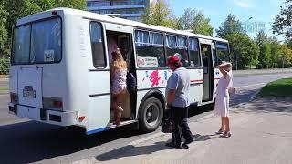 Несовершеннолетнюю девочку высадили из автобуса