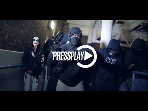 (NPK) GP X T.Savv X KayyKayy X Y.OJ - The Lane (Music Video) #Tottenham/Parklaneboys #SinSquad
