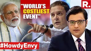 'Howdy Economy' Gang Loses Plot | The Debate With Arnab Goswami