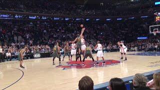 NY Knicks Vs. Utah Jazz - Madison Square Garden - 1/20/16 (Courtside)