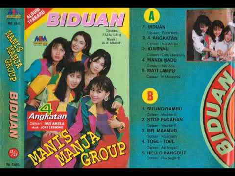 BIDUAN - Manis Manja Group (FULL ALBUM)