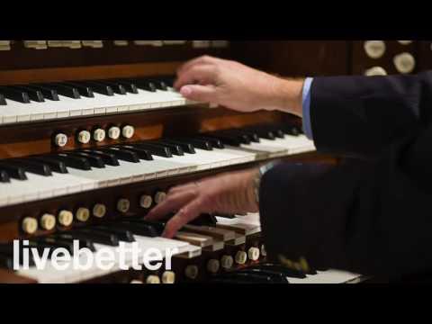 Música Clásica de Organo de Tubos Instrumental de Iglesia o Catedral - Música Clásica Relajante