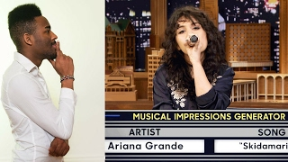 WHEEL OF MUSICAL IMPRESSIONS ALESSIA CARA REACTION / REVIEW