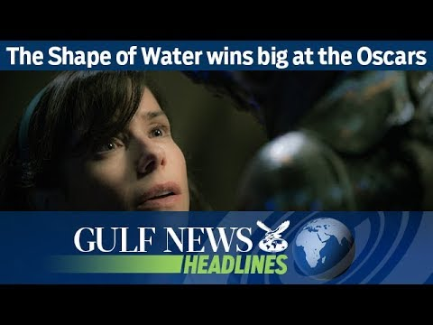 'The Shape of Water' wins big at the Oscars - GN Headlines