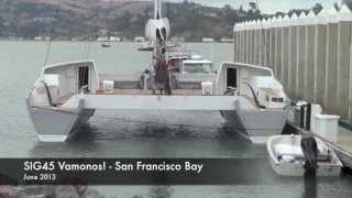 SIG45 in San Francisco Bay June 2013