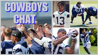 COWBOYS CHAT: O-Line Coaches; Defensive Stats; Snap-Time Stats; New Players Workout, NFL News & More