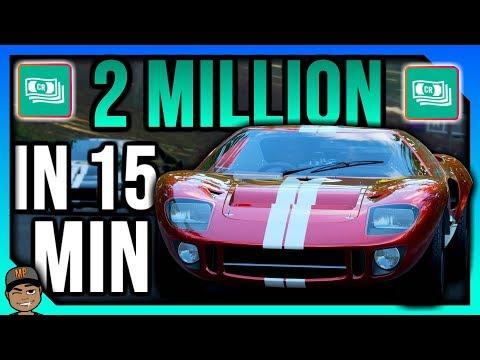 Forza Horizon 4: The Best Money Method Period! *Not A Glitch* *Safe Method*
