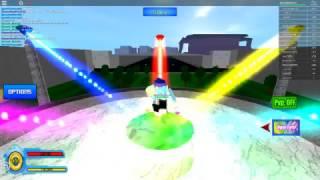 ROBLOX Hyper Transformation ([Developement Resumed]Sonic Ultimate RPG)