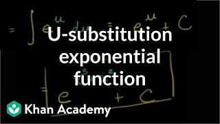 _-substitution intro | AP Calculus AB | Khan Academy thumbnail