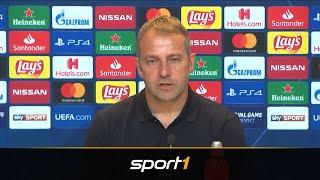 Nach Viertelfinal-Einzug: Sonderlob für drei Spieler von Hansi Flick | SPORT1