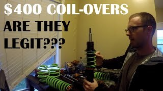 Everything You Need to Know About Raceland Coilovers: Unboxing, Install and Test Drive Review