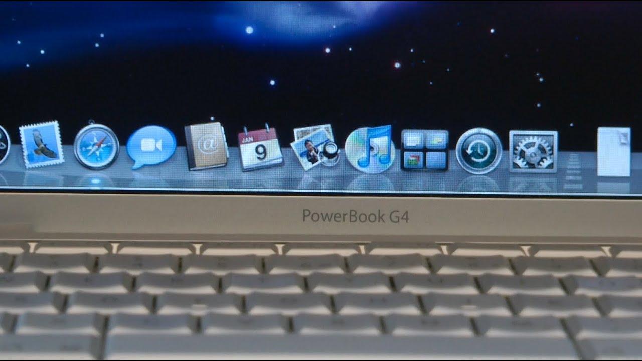 Apple Powerbook G4 12 Inch Road Warrior Ft 11 Inch Macbook