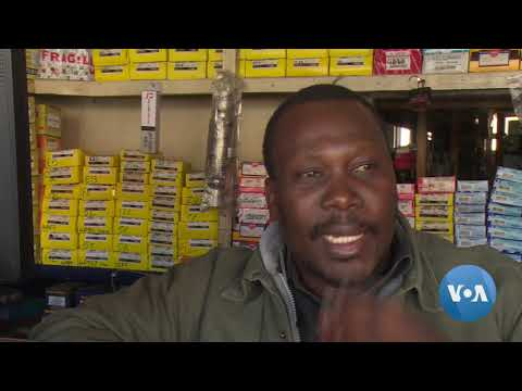 Zimbabwean Businesses Abandon Local Currency For US Dollars