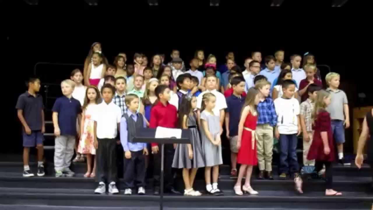Choir Event 2015 - Leman Academy of Excellence - YouTube